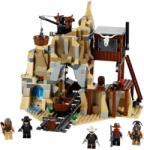 LEGO Lone Ranger - Tűzpárbaj az ezüsbányában 79110