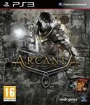 Nordic Games Arcania The Complete Tale (PS3) Játékprogram