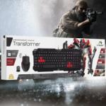 Tracer Transformers TRK-302 (TRAKLA42255) Клавиатури