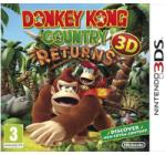 Nintendo Donkey Kong Country Returns 3D (3DS) Játékprogram