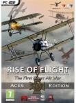 Aerosoft Rise of Flight The First Great Air War Aces Edition (PC) Játékprogram