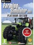Giants Software Farming Simulator 2011 [Platinum Edition] (PC) Játékprogram