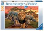 Ravensburger Afrikai szavanna 500 db-os (14177)