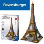 Ravensburger 3D Puzzle - Eiffel-torony 216 db-os (12556)