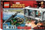 LEGO Super Heroes - Iron Man Malibu Mansion Attack 76007