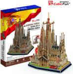 CubicFun Sagrada Familia (mc153h) Puzzle