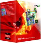 AMD A4-4000 Dual-Core 3GHz FM2 Processzor