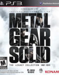 Konami Metal Gear Solid The Legacy Collection (PS3) Játékprogram