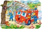 Castorland Pompieri 20 maxi (02146) Puzzle