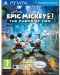 Disney Epic Mickey 2 The Power of Two (PS Vita) Játékprogram