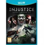 Warner Bros. Interactive Injustice Gods Among Us (Wii U) Játékprogram
