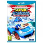 SEGA Sonic All-Stars Racing Transformed [Limited Edition] (Wii U) Játékprogram