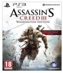 Ubisoft Assassin's Creed III [Washington Edition] (PS3)