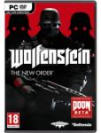 Bethesda Wolfenstein The New Order (PC) Játékprogram
