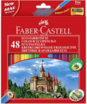 Faber-Castell Creioane colorate eco 48 buc/set FABER-CASTELL