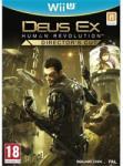 Eidos Deus Ex Human Revolution Director's Cut (Wii U) Játékprogram