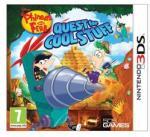 Disney Phineas and Ferb Quest for Cool Stuff (3DS) Játékprogram