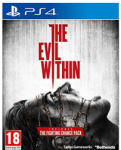 Bethesda The Evil Within (PS4) Játékprogram