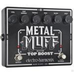 Electro-Harmonix Metal Muff