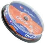 Verbatim DVD-R 4.7GB 16X - Шпиндел 10бр.