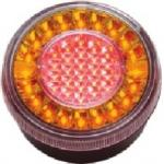 LAP Eletrical Lampa stop auto rotunda LED cu functii de Semnalizare-Ceata 12/24V