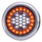 LAP Eletrical Lampa stop auto rotunda LED cu functii de Marsariei-Semnalizare 12/24V - overlords - 292,64 RON