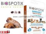 BioSpotiX Bolhaírtó Nyakörv Kistestű Kutyáknak 38cm
