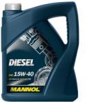 MANNOL 15W-40 Diesel 5L
