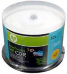 HP CD-R 700MB 52x - шпиндел 50бр. Printable