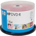 HP DVD-R 4.7Gb 16X - шпиндел 50бр.