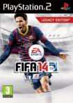 Electronic Arts Fifa 14 (PS2) Játékprogram