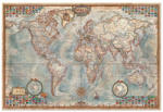 Educa The World Executive Map 4000 (14827) Puzzle