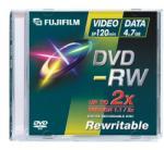Fujifilm DVD-RW 4.7GB 2x - 5db