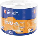 Verbatim Dvd-r 4.7gb 16x Suport Rotund 50buc. (43788)