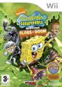 THQ SpongeBob SquarePants featuring Nicktoons Globs of Doom (Nintendo Wii) Játékprogram