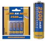Home Acumulator (AA), 2500 mAh, CM 2500AA (CM 2500AA) Baterie reincarcabila