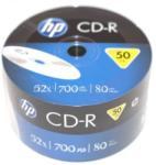 HP CD-R 700mb 52X 50 бр. целофан