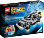 LEGO Ideas - Vissza a jövőbe - DeLorean időgép (21103)