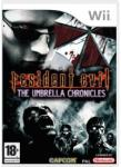 Capcom Resident Evil: The Umbrella Chronicles (Nintendo Wii) J�t�kprogram