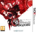 Atlus Shin Megami Tensei Devil Survivor Overclocked (3DS) Játékprogram