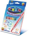 CARIOCA Carioci tip pensula 12 culori/set CARIOCA