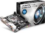 ASRock H81M-ITX Alaplap