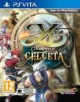 XSEED Games Ys Memories of Celceta (PS Vita) Játékprogram