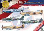 Italeri Spitfire Mk.IX American Aces 1/48 2685