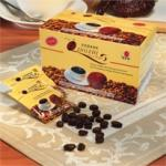 DXN Lingzhi Black Coffee, 20 x 4.5g