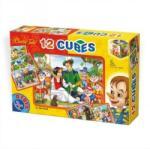 D-Toys Cuburi Basme 60969 Puzzle