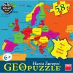 Dino Harta Europei 58 (712027) Puzzle