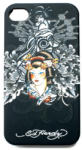 ED HARDY by Christian Audigier Geisha Faceplate iPhone 4/4S