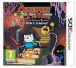 D3 Publisher Adventure Time Explore The Dungeon (Nintendo 3Ds) Játékprogram