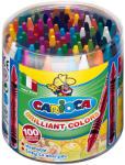 Carioca Zsírkréta készlet 100db - Carioca - jatekshop
